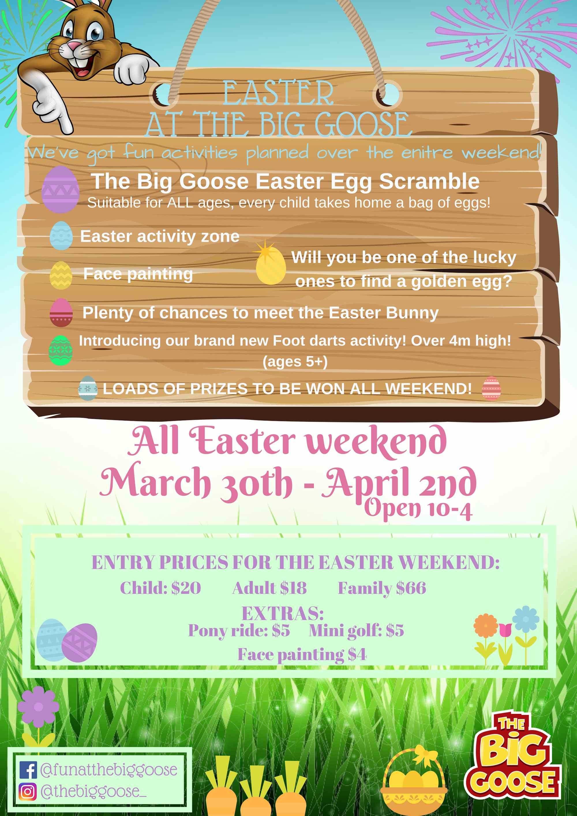 Easter Holiday Activities Mornington