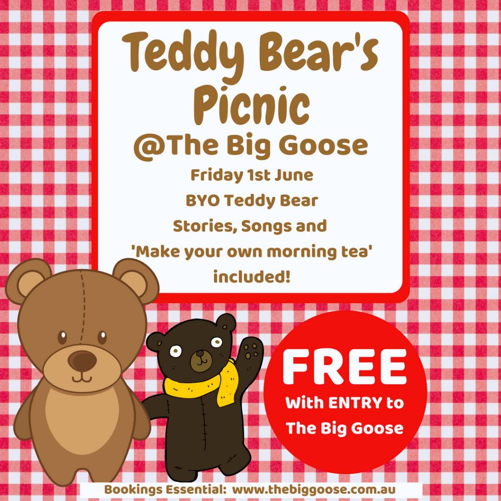 Copy of Teddy BearsPicnic
