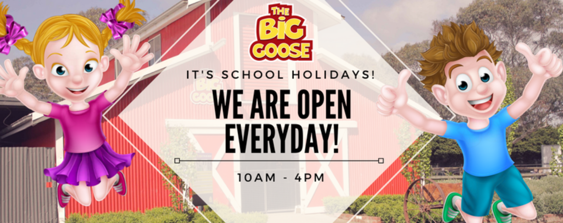 open every day1