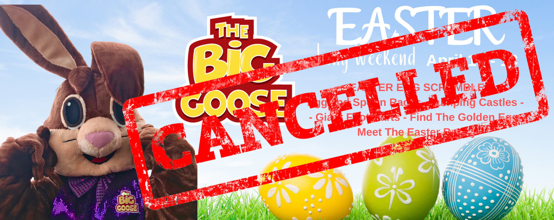 Cancelled of Hoppy Easterbanner